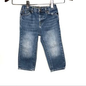 4 / $25 7 for all mankind boys infant 24 mo jeans